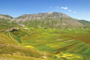 Castelluccio di Norcia - National Park of the Sibillini Mountains - Valnerina