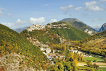 Villages and castles of Valnerina
